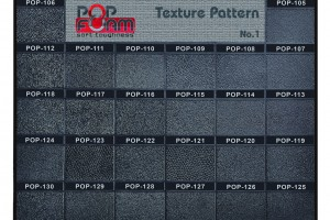 Textured Foam | Injection Molded Products | PopFoam