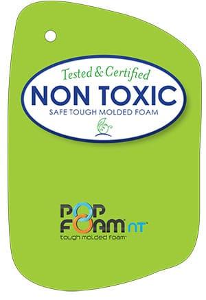 PopFoam unveils new certified Non-Toxic compound